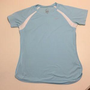 Nike Dri-Fit Short Sleeved Shirt. EUC.